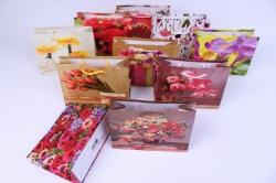 Подарочные пакеты ламинированные 17*13 (20 шт/уп)