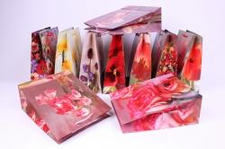 Подарочные пакеты ламинированные 20*25 (20 шт/уп)
