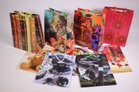 Подарочные пакеты - Сумка ламинированная (Для мужчин) 18*23 (20 шт/уп)