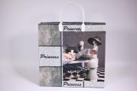 Подарочные пакеты - Сумка мягкий пластик 30*30*10см   №3 (20шт в уп)