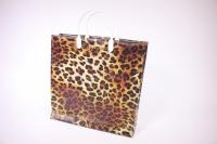 Подарочные пакеты - Сумкамягкийпластик30*30*10смВАМ113(20штвуп)
