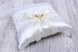 Подушка под кольца айвори 06175