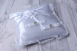 Подушка под кольца айвори  06188