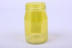 Подвес флористический из стекла. Яркий микс Желтый микс-1450 1