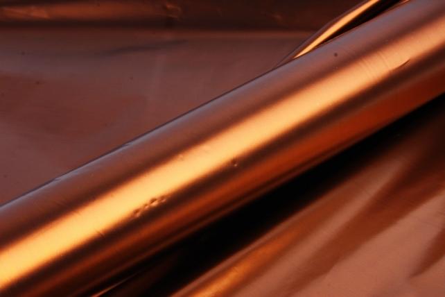 Полисилк (1м*20м) в рулоне Коричневый/Коричневый