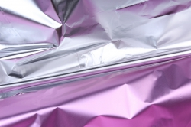 полисилк (1м*20м) в рулоне цикламен/цикламен