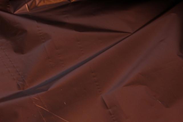 полисилк (1м*20м) в рулоне коричневый/серебро