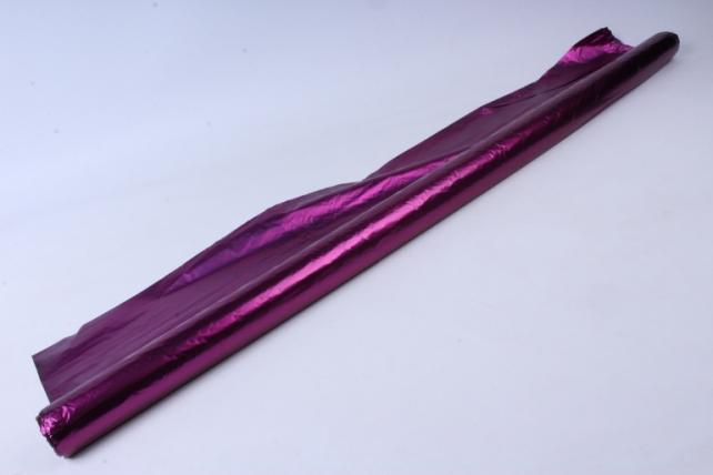 полисилк (1м*20м) в рулоне сливовый/сливовый