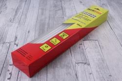 Термоклей (клеевые стержни) ПрофКлей-8375 прозрачный 7*300мм, 480г  (38 шт в уп)