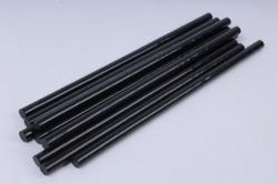 профклей-8780 чёрный 7*200мм, 85 г  (10 шт в уп)