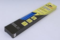 Термоклей (клеевые стержни) ПрофКлей-8783 СИНИЙ 7*200мм, 85 г  (10 шт в уп)