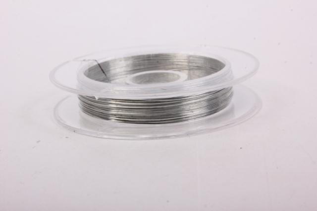 Проволока Серебро флористическая  (п-10-009)