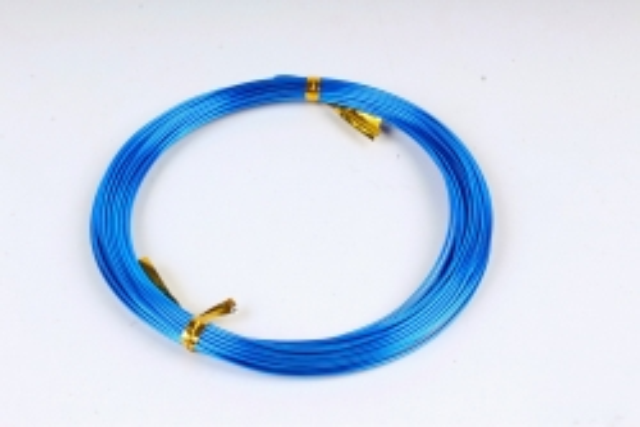 Проволока 1,5мм*5м Синий флористическая