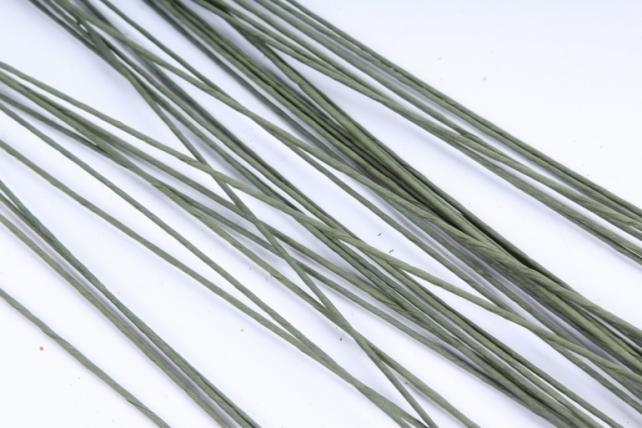 Проволока  для гербер (0,65) 36 см  (30 шт в уп)