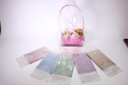 Прозрачные пакеты - Пакет с жестким дном №3 (14х22х70) (12 шт. в упаковке)