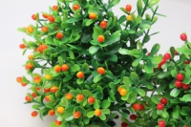 пупавка красн/оранж/белая (в уп 6 шт) gaр154 7795 искусственные растения