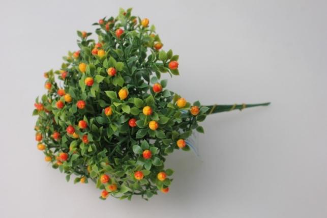 пупавка сиреневая 1шт. (в уп 6 шт) цвета в ассортименте - искусственные растения