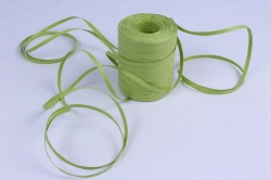 Рафия бумажная, 5 мм х 200 м Травяной G93