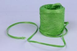Рафия искусственная, 1,6ммх200м ярко-зеленый