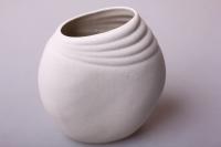 Ракушка ваза (керамика) 12х10см