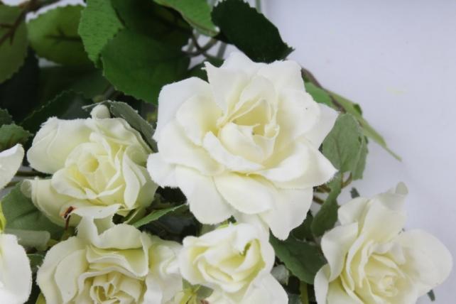 роза дизайн шампань 32см