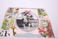 Салфетка декупажная 33*33 Первый поцелуй 1331190