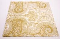 Салфетка декупажная 33*33 Сказочный орнамерт золотой SDL000109