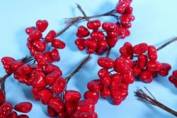 сердца 2 см 144шт красные tyl15-2015