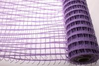 Сетка  Альпс крупная клетка  (53см на 6 ярд) - Сирень