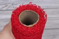 Сетка Крошет 50см*5ярд красный (Н)