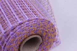 """сетка  (м) """"акцент"""" светло фиолетовый (53см*6ярд) р 800-7"""
