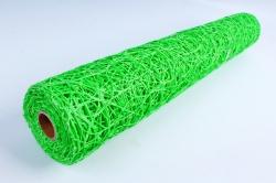 Сетка Сизаль Искусственная 54см * 5м салатовый UM-08 (Н)