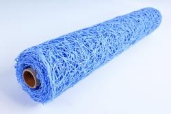 Сетка Сизаль Искусственная 54см * 5м синий UM-20 (Н)