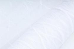 "Сетка-тюль ""Волна"", 50см*5ярд белый 1770 (Н)"