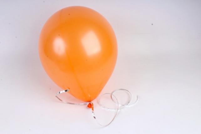 """Шар (12""""/30см) Оранжевый, пастель, 100шт Арт.612107"""