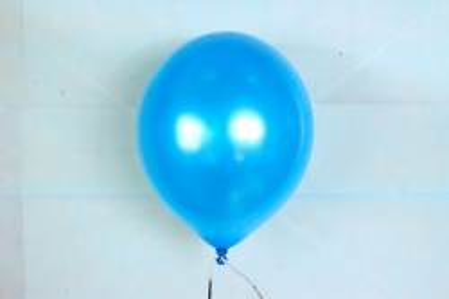 """Шар (12""""/30см) Синий (850), металлик, 100шт Арт.711048"""