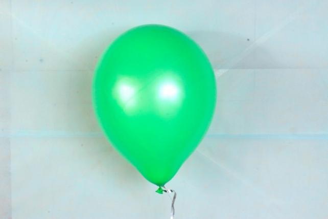 """Шар (12""""/30см) Зеленый, пастель, 100шт Арт.612105"""