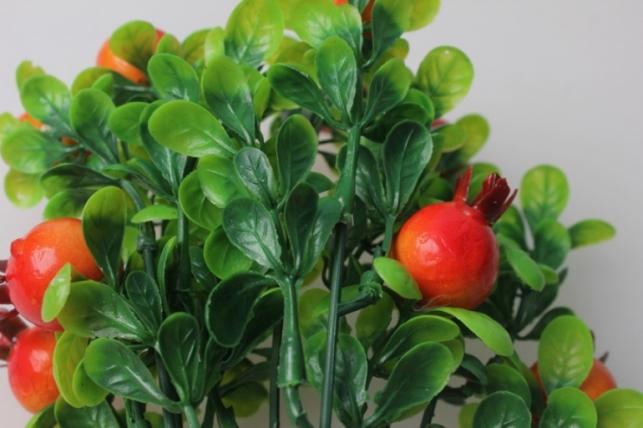 шиповник крупный xd019 - искусственные растения