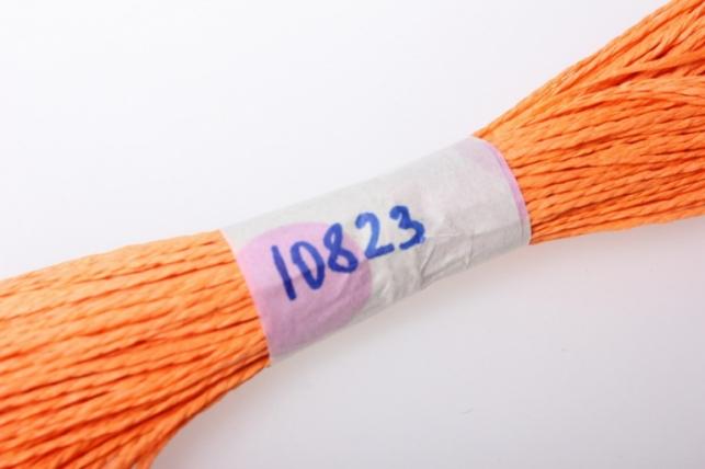 шнур бумажный оранжевый 2мм х 47 м