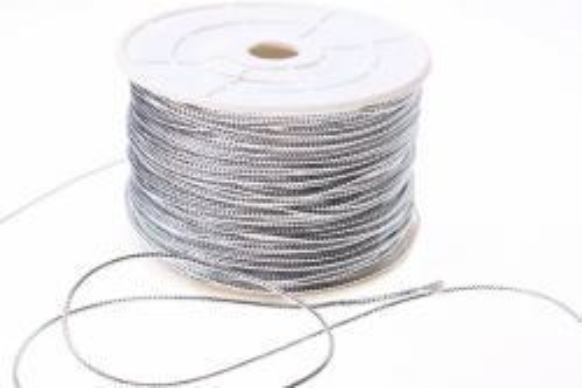 Шнур на катушке (2мм х 100м) Э - Серебро