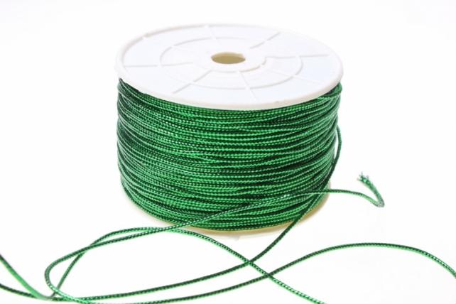 Шнур на катушке (2мм х 100м) Э - Зелёный