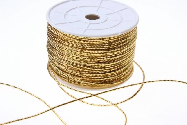 Шнур на катушке (2мм х 100м) Э - Золото
