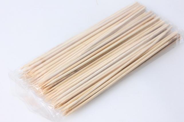 Шпажки бамбук (200мм х 100шт)