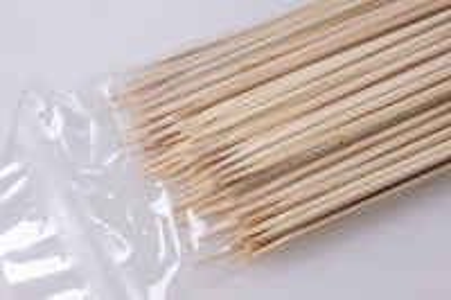шпажки бамбук (250мм х 100шт)