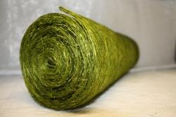 Сизалевое полотно  0,5х9м Оливковая