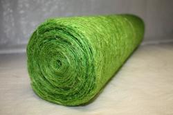 Сизалевое полотно  0,5х9м Салатовая
