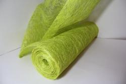 Сизалевое полотно  0,5х9м Светло-салатовая