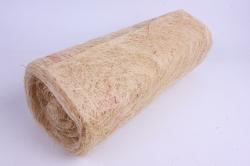 сизалевое полотно  натуральный   50смх9м  (м) нн21316н
