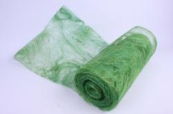 Сизалевое полотно  Светло-Зеленый   50смх9м  (М) НН21316СЗ