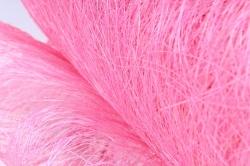 Сизалевое полотно  Ф  (50см*9м) Нежно-розовый  Арт142810387